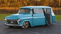 1957 Chevrolet Suburban Restomod
