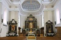 swiss wallis lens church