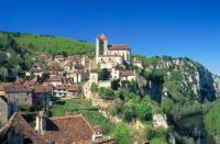 St. Cirque, Lapopie, France - Beautifully preserved village