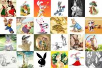FAMOUS RABBITS (AND HARES, AND BUNNIES)