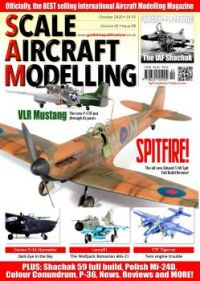 Scale Aircraft Modelling Volume 42 October 2020