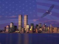 In memory of the victims of 9/11