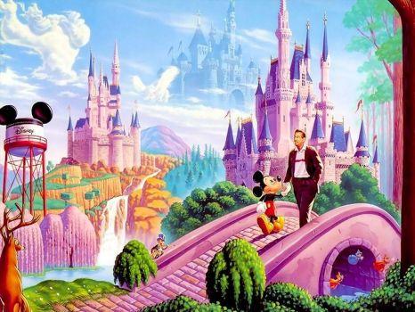 Mickey and Disney
