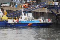Ocean Maisonneuve II (bateau pilote : pilot boat)