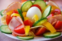 Salad - healthy vegetables