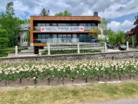 New Grand House on Dows Lake, Ottawa On. Taken May 26, 2020