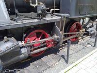 Rozvod lokomotivy Kraus