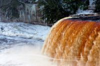 Tahquamenon Falls, Michigan UP  USA