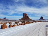 Betsy @ Monument Valley