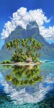 Shack in Bora Bora