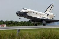 Discovery STS-121 landing