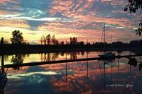 Sauvie Sunrise - 3