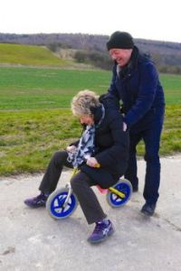 It Looks So Easy - Even my grandson can do it