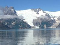 Glacier at Seward Alaska