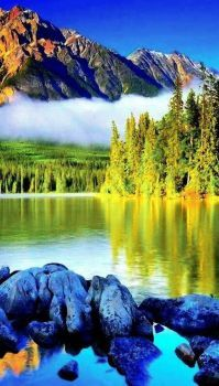 High Country Lake Reflections....