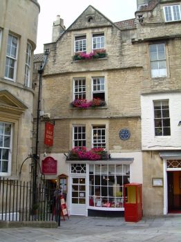Sally Lunn's Tea House