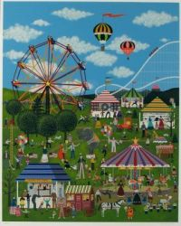 Carnival Time at Willow Bend-Jane Wooster Scott