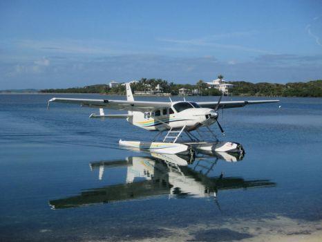 The Good Life - Seaplane in Abaco, Bahamas