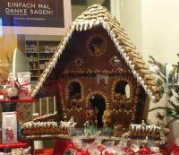 Advent in Wien - jährlich erfreut uns das Lebkuchenhaus