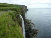 Kilt Rock - Skye Island - Scotland