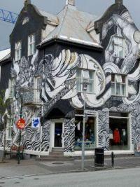 Graffiti House-Reykjavic