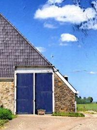 Barn in Friesland