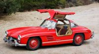 1955 Mercedes-Benz 300 SL Gullwing sold $1.46 Million