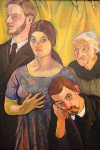 Suzanne Valadon Artwork  -  'Famille'  1912