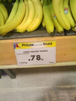 ? new name for Bananas ?