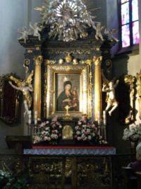 Madonna in Opole (Poland)