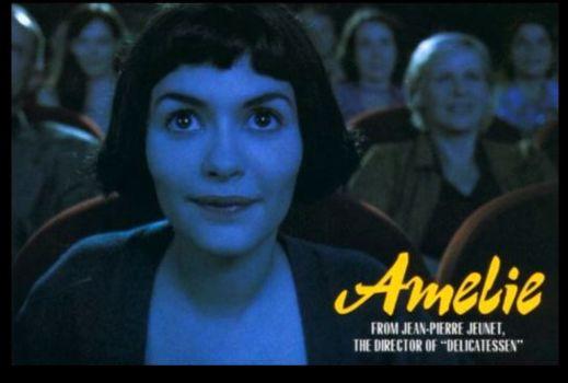 Favorite movies:  Amelie