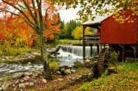 Grist Mill Museum, Weston, VT