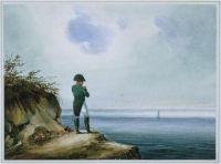 Napoléon à Sainte-Hélène - François-Joseph Sandmann
