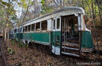 Trolley Graveyard 7