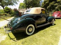 Ford 1939, with rumble seat