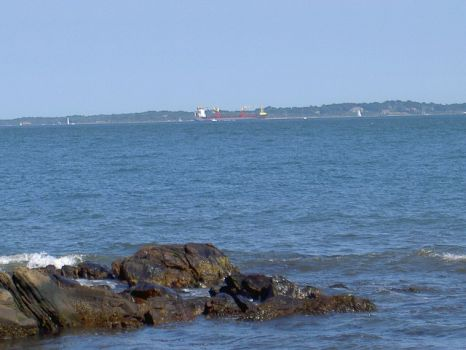 Fisher's Island, Long Island Sound
