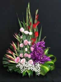 Happiness is..... Large Formal Arrangement