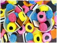 The Colours of Licorice Allsorts