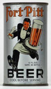 Fort Pitt Beer - Lilek #284