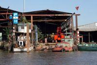 Mekong Boat Station, Vietnam