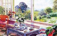 Lovely Garden View