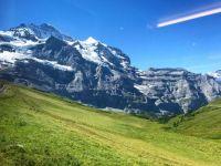 Eiger. Switzerland