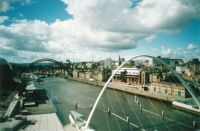 The Tilt and Tyne Bridges  2003