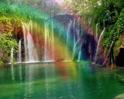 BEAUTIFUL RAINBOWS SERIES.....