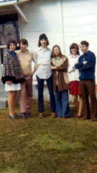 Our parents' children, 1973