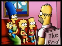the_simpsons___the_end_by_bennettua