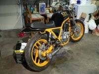My 86 Yamaha SRX600