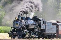 Steam-Passenger-Train