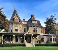 John Hoyt Perry House - Victorian Mansion in Southport CT