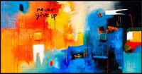 Mboko Lagriffe - Never give up